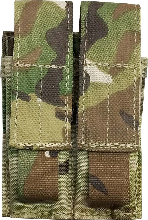 7acb307ad469 M9 Double Magazine Pouch MOLLE